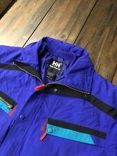 Vintage 90's Helly Hansen Ski Jacket Thinsulate Hellytech • Small
