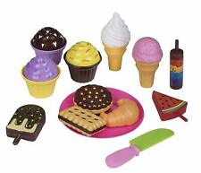Pretend Pastry Food, Pretend Play Set Toy Food, Educational Fun Little, NIB