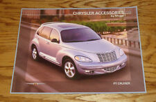 Original 2003 Chrysler PT Cruiser Mopar Accessories Sales Brochure 03