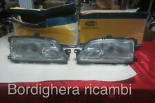 Peugeot 306 GTI S16 fari fanali proiettori headlight lens headlamp light marelli