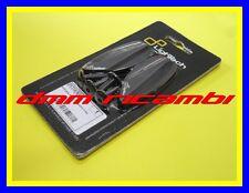 Tappi copriforo specchio LighTech MV AGUSTA F3 675 800 12>16 ergal nero neri