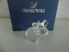 Swarovski figura lovlots mini mo en claro, personaje de vidrio