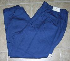 Khakis by GAP Blue Crop Pants Size Medium NWT Retail $49.99