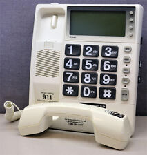 Ultratec CapTel Phone 200 Caption Telephone 755-002404