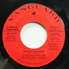 Soul Promo 45 Steve Colt Paradox - Untangle My Mind / Untangle My Mind Mono On V