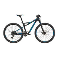 "2018 Cannondale Scalpel Si 5 29"" Black LG"