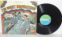 The Sweet Inspirations Self Titled LP VG+ 1967 Atlantic Records SD 8155