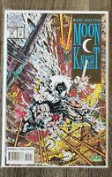 Marc Spector: Moon Knight #55, NM- 9.2, 1st Stephen Platt Art