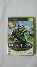 ~* HALO: COMBAT EVOLVED ORIGINAL XBOX COMPLETE - CASE Cover Art GAME DVD *~