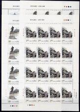 CHINA PRC 2006-28 Dr. Sun Yat-Sen 3807-10 Kpl. Bogensatz ** MNH