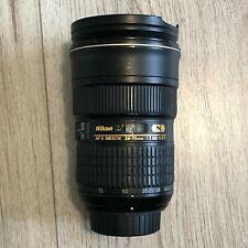 Nikon Nikkor AF G ED 24-70mm f2.8 IF N Zoom Lens