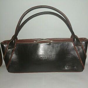 Vintage Gucci Handbag Brown