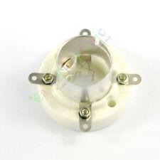 5pc 4Pin Ceramic vacuum Tube Sockets 2A3 300B 274A S4U valve audio amps part