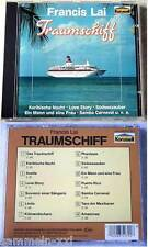 FRANCIS LAI Traumschiff .. Rare 1983 Karussell CD TOP