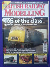 British Railway Modelling - WORCHESTER ROAD - July 2009