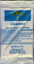 C-BRITE 3 PACK CLEANSER SANITIZER BREWERY WASH BEER WINE MOONSHINE EQUIPMENT KIT