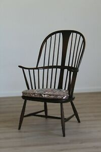 ERCOL Chairmakers Chair Windsor Stuhl Holzstuhl Landhaus England