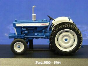 Universal Hobbies 6050 Ford 5000 Tractor (1964) 1/43 High Detail Die-cast MIB