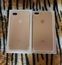 Apple iPhone 7 Plus - 32GB - Oro (Libre)