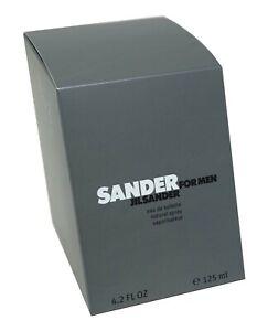(31,99€/100ml) Jil Sander Sander for Men 125ml Eau de Toilette Spray für Herren