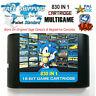 830 in 1 Multi Cartridge Retro Game Sega Genesis Mega Drive PAL NTSC Console