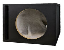 "15"" Inch 38cm Single Ported Black Carpeted Car Subwoofer Heavy Mdf Box Enclosure"