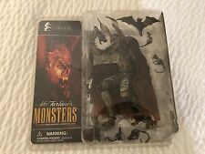 2002 McFarlane's Monsters Series 1 Dracula Figure New In Package