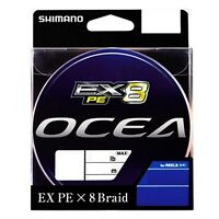 New Shimano OCEA EX8 PE PL-088L 400m Reel Line size  With Tracking Japan import