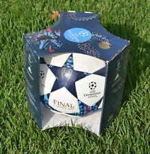 Pallone Adidas CARDIFF 17 Final NUOVO originale UEFA CHAMPIONS LEAGUE 2017