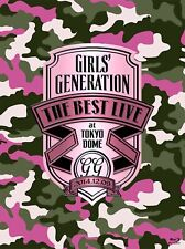 GIRLS 'GENERATION THE BEST LIVE at TOKYO DOME [Blu-Ray]