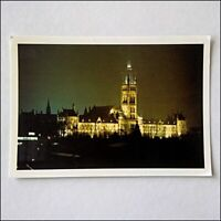 The Univesity Of Glasgow The Gilmorehill Building Postcard (P404)