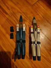 Thundercracker with fists & Starscream Vintage Hasbro G1 Transformers