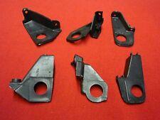 VW Golf MK6 headlight repair kit bracket mount clips left side X1