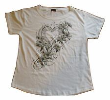 Spiral Pure Of Heart white t shirt, 100% cotton, official merchandise