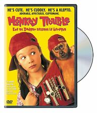 Monkey Trouble [DVD Movie, Region 1, English, Family Children Adventure] NEW