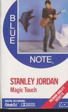 "STANLEY JORDAN CASSETTE: ""MAGIC TOUCH"" 1985"