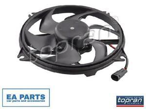Fan, radiator for CITROËN PEUGEOT TOPRAN 721 542