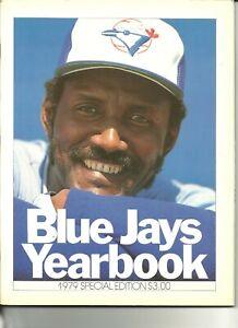 1979 Toronto Blue Jays MLB Baseball Yearbook American League