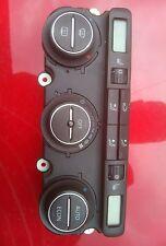 VW GOLF TOURAN AIR CON DISPLAY PANEL 1K0907044BA NEW GENUINE VW PART