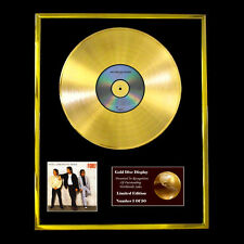 HUEY LEWIS & THE NEWS FORE  CD  GOLD DISC FREE P+P!!