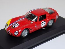 121/43 Best Model Alfa Romeo TZ2 Car #82 from 19697 Nurburgring  #9322