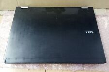 DELL E6400 LAPTOP SOLD AS IS FOR SPARES OR REPAIR SEE BELOW FOR MISSING ITEMS
