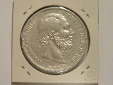 Niederlande - 2 1/2 Gulden - 1868 - Silber - Wilhelm III. - SS bis VZ