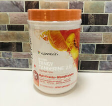Youngevity Beyond Tangy Tangerine 2.0 Citrus Peach Fusion Vitamin and Mineral...