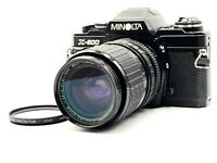 Minolta X-500 570 SLR Film Camera Sigma Zoom Lens 35-70 mm F/2.8-4  from Japan