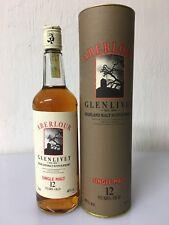 Aberlour Glenlivet 12yo Single Malt Scotch Whisky Speyside 70cl 40% Vol