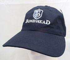 Bondhead Golf course baseball cap hat adjustable v