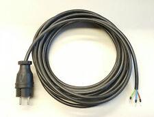 Stromkabel Geräteanschlusskabel Verlängerung PVC H05VV-F 3x1,5 5m schwarz
