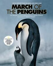 March of the Penguins : The Official Children's Book by Luc Jacquet (2005,...