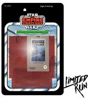 New Sealed Blister Pack Star Wars Empire Strikes Back - Limited Run #LR003 (NES)